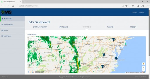 Cloud Based Drone Management Software Announced by HAZON Solutions